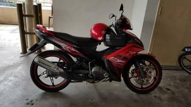 2012 Yamaha LC135