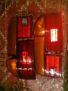 Tail lamp dan reflector proton wira 93'