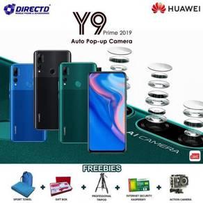 HUAWEI Y9 Prime (2019) 4GB RAM + 5 HADIAH PERCUMA