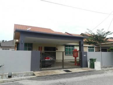Semi-d single storey kampung tiram kuantan ( Best Offer)
