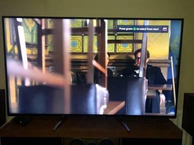 Panasonic 65 inch 4K ultra HD smart led tv 2017
