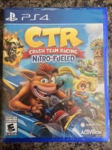 Crash Team Racing PS4 Game