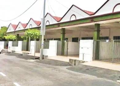 Rumah Mampu Milik Di Batu 8 Jalan Gambang