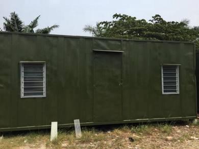 Cabin Heavy Duty / Cabin Office