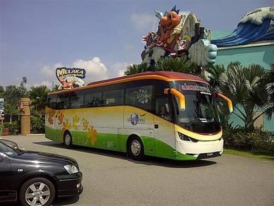 Bas Persiaran 44 seat Terengganu