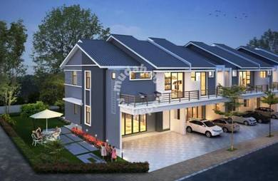 [NEW LAUNCH] 22x85 Freehold 2 Storey Terrace House Landed Cyberjaya