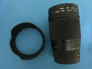 Sigma 16mm F1.4 DC DN | C for Sony E-Mount