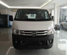 NEW MODEL Foton View C2 - Panel Van (Twin Door)