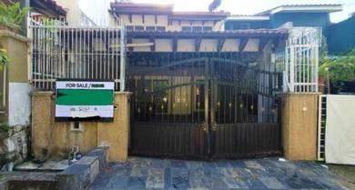 Rumah Teres Jalan Bunga Melur Taman Mawar Cheras