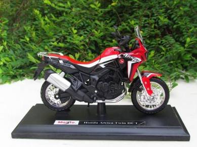 Maisto 1/18 Motorcycle Honda CRF1000L Africa Twin