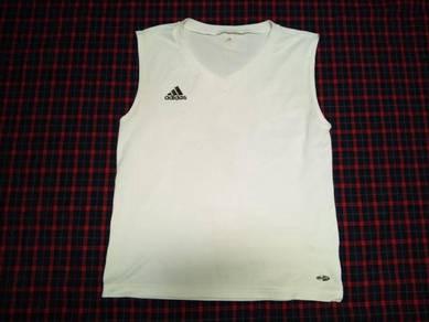 Adidas Ladies Climalite White Tee L (Kod AX2744)