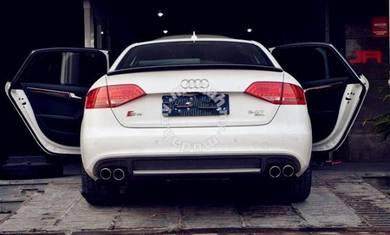Audi A4 B8 B8.5 08-15 Spoiler