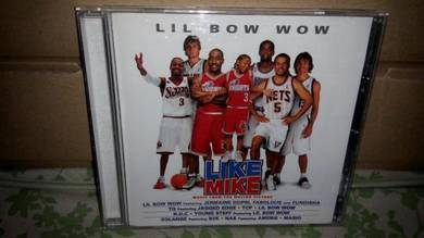 CD Like Mike Soundtrack