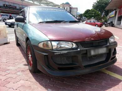 Front Bumper Charge Speed Proton Wira Satria Putra