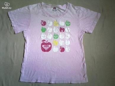 Baju Roxy pink (M)