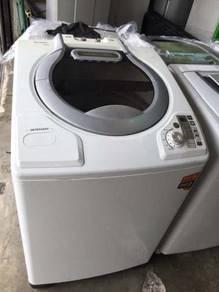 11kg Sharp Washing Machine Basuh Automatic Mesin