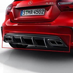 Mercedes benz A45 Facelift Diffuser A45 bodykit