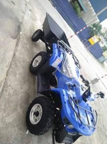 ATV Linhai-yamaha 200cc motor new (penang)