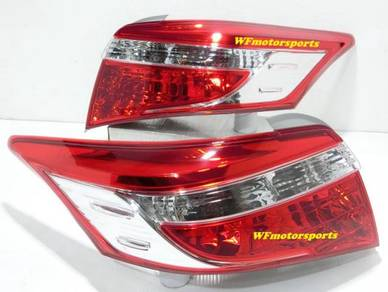 Toyota Vios NCP150 Rear Tail Lamp Light 13_17 NEW