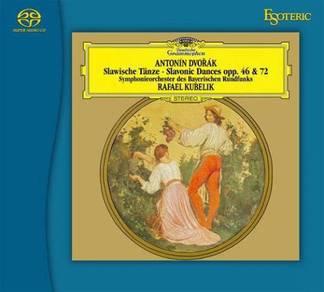 Dvorak Slavonic Dances Opp. 46 & 72 Hybrid Stereo