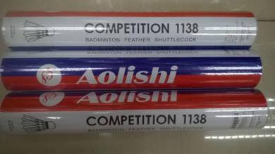 3 Aolishi Competition Badminton Shuttlecock