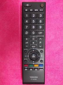 Toshiba CT-90380 LCD TV Remote Control