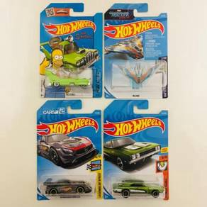 Hotwheels Lot E