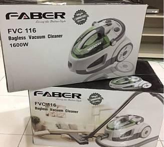 Vacuum cleaner Faber Bagless 1600W
