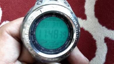 Casio sea pathfinder Watch mj