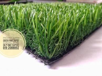 35mm GREEN GRASS promo