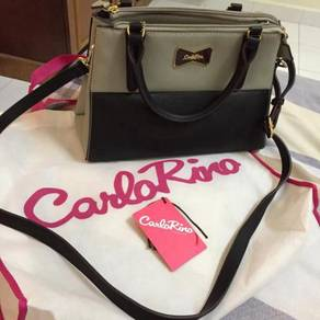 Carlo Rino Shoulder Handbag