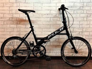 NEW FUJI ORIGAMI FOLDING Bike 9 SPEED SORA Bicycle