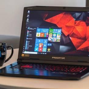 Acer predator helios 300 gameing laptop