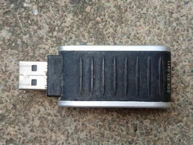 Multi media card MMC USB memory card reader