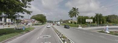 WTR Kuala Selangor Main Road commercial Land for rent