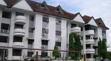 Mutiara Court Duplex Greenlane (Cheapest At All )