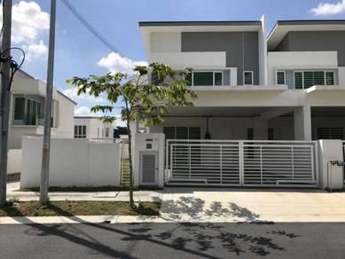 END LOT-Double story house - Hijayu 3DEXTORABandar Baru Sri Sendayan