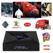 Great complete new TV box