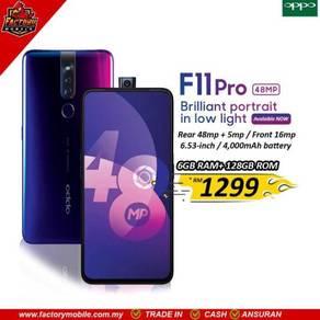 Oppo F11 pro [6+128GB] Original Percuma Case