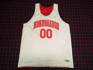 BF Kokuoakuin Reversible Basketball L (JC4529)