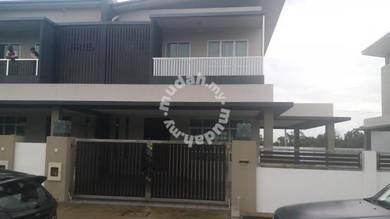 Double Storey Corner Near E Mart Batu Kawah, Kuching