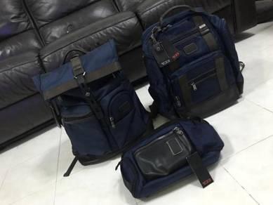 Tumi bag pack made in vietnam