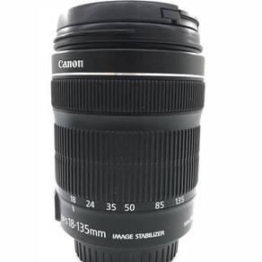 Canon Lens EFS 18-135mm IS STM