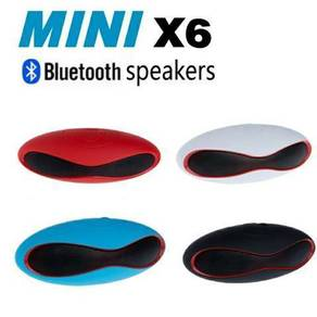 X6 mini Bluetooth speaker
