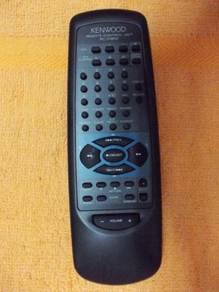 Kenwood RC-P0610 Audio System Remote Control