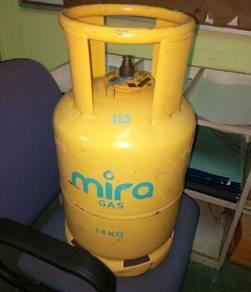 Tong gas mira 14 kg