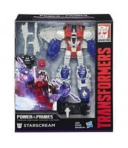 Hasbro transformer power of the prime starscream
