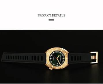 San martin Vintage Diver watch