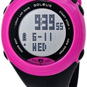 Soleus GPS Sole Running Watch HRM Rechargeable