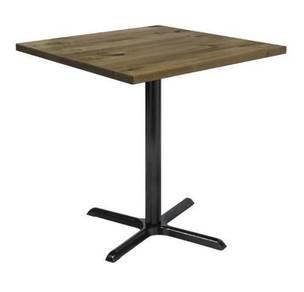 Meja makan satu kaki